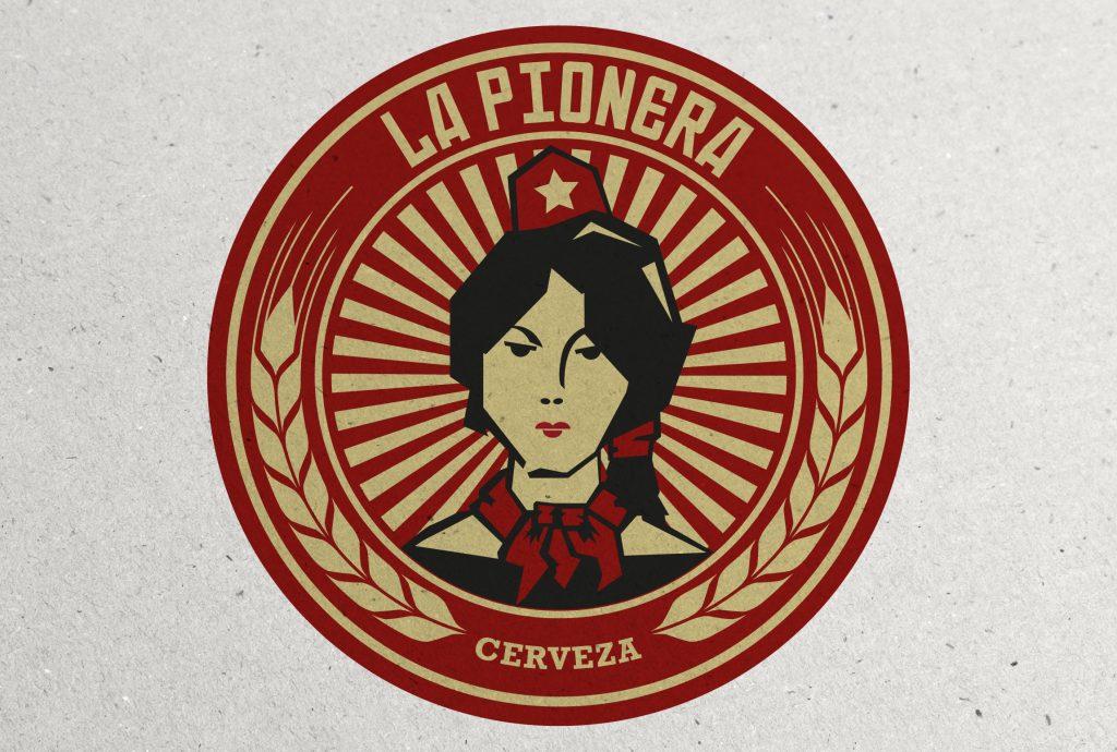 diseño de logo cerveza