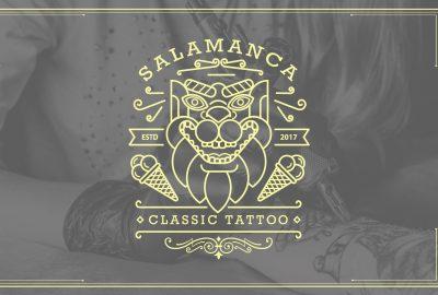 BRANDING SALAMANCA CLASSIC TATTO